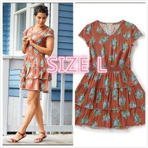 NEW Matilda Jane Looks to Frill Dress size L